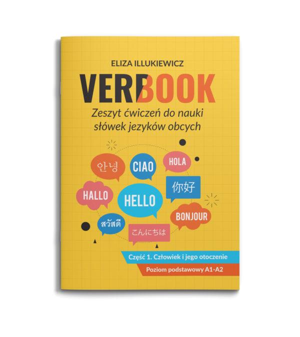 Verbook cz.1 nauka języka obcego