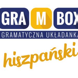 grambox hiszpański gramatyczna układanka
