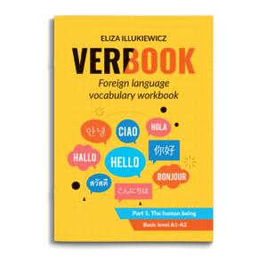 Verbook wersja angielska